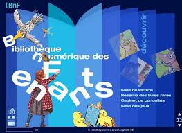 Bibliothèque numérique des enfants - BnF